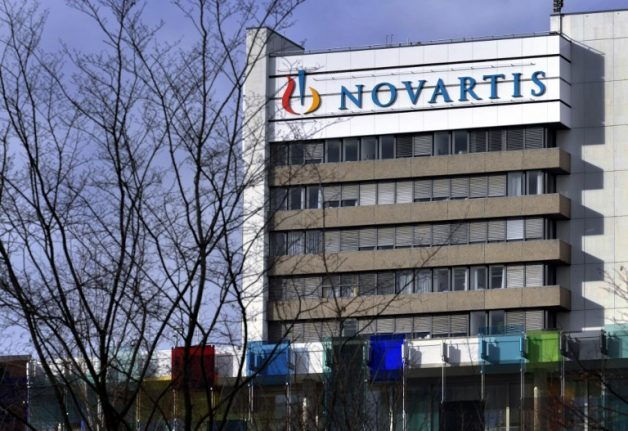 Novartis to buy US gene therapy group AveXis for $8.7 bn