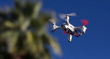 'It's OK to shoot down drones' say Swiss legal experts