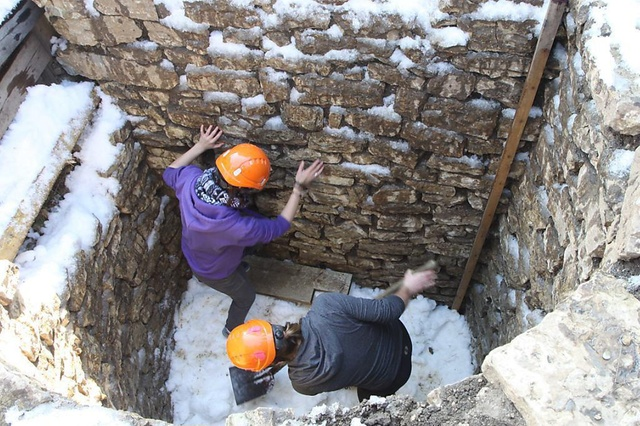Swiss researchers try to get ancient Roman fridge working (again)