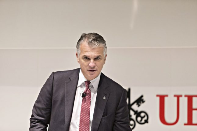 Banking: bullish UBS posts strong first quarter results