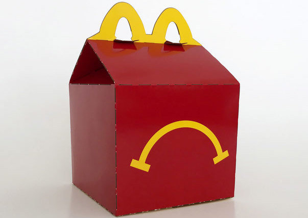 Cleaners accidentally throw away Swiss artist's 'Unhappy Meal' sculpture