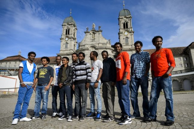 Refugee policy: Switzerland may send up to 3,200 Eritreans home