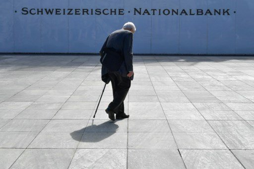 Swiss National Bank hit by new spray paint attack
