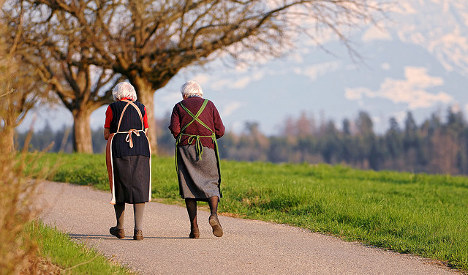 Finally: Switzerland set for spring temperatures this week