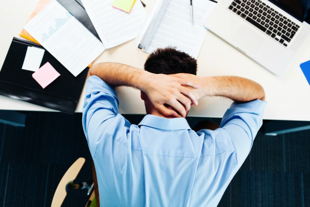 Switzerland sees 'alarming' rise in stress-related time off work
