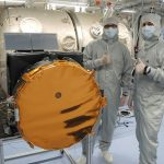Bernese telescope starts journey into space with cargo of children's artworks