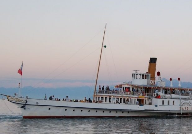 Lake Geneva commuters to get new 500-seat ferry