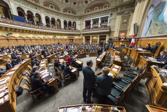 Swiss politicians vote against greater wage transparency