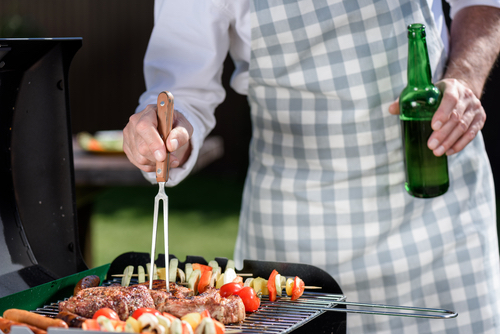 Food safety campaign targets young men as barbecue season approaches
