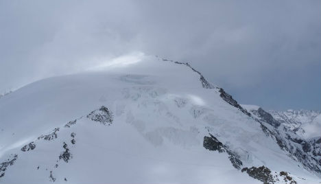 Death toll up to eight after Swiss Alps storm: police