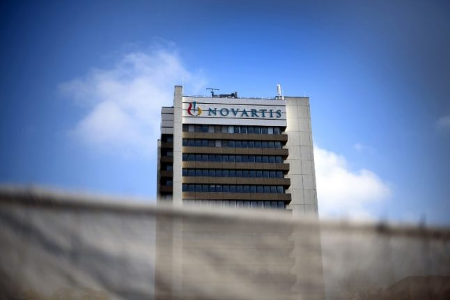 Novartis dumps general counsel over payments to Trump lawyer