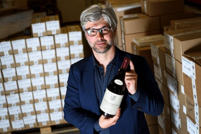 Geneva auction to feature most famous wines you've never heard of