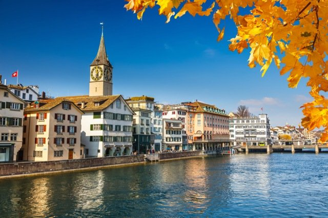 Zurich and Geneva STILL world's most expensive cities