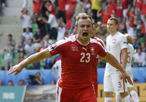 World Cup: can mercurial Shaqiri make the difference for Switzerland?