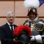 Swiss guards to get new plastic hats made with 3D printer