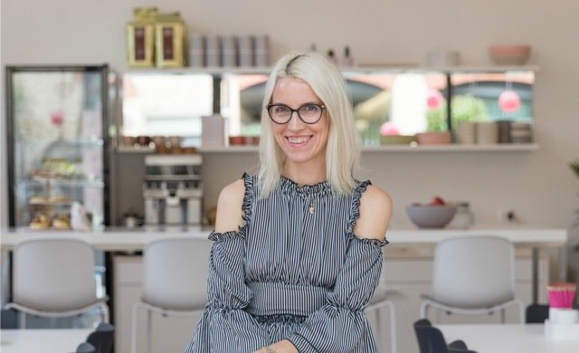 'There are lots of smart, creative female expats in Zurich'