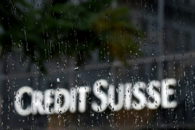 Credit Suisse to pay $47 million to settle US probe into China nepotism