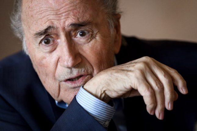 Sepp Blatter to defy FIFA ban to attend World Cup and meet Putin