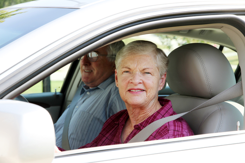 Elderly drivers to face tests from age 75 instead of 70