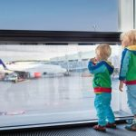 Swiss police issue warning for parents travelling alone with kids
