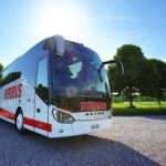 Switzerland's new long-distance buses to launch on Sunday