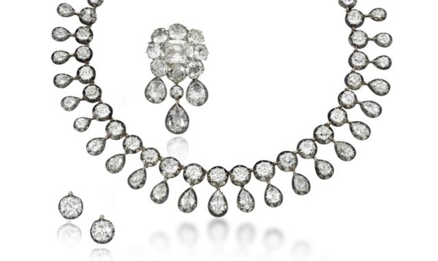 Marie Antoinette's exquisite jewels up for auction in Geneva