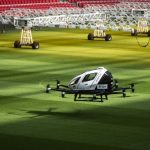 Geneva to study feasibility of drone taxi service