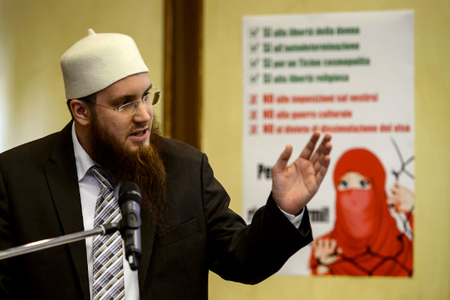 Swiss court convicts Islamic group official for 'jihadist' film