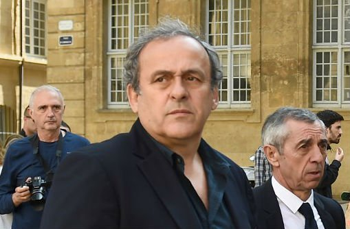 Platini: 'I wish FIFA ethics panel would disappear'