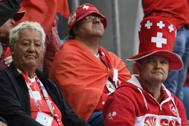 'The difference between Sweden and Switzerland? One played badly and the other worse'