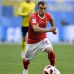 Liverpool sign Switzerland winger Shaqiri