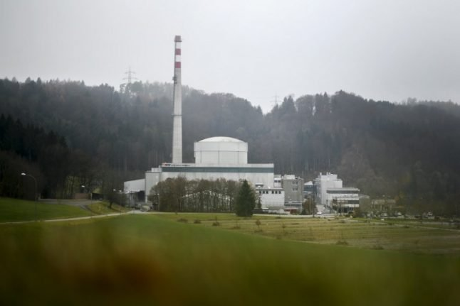 Swiss nuclear power plant forced to reduce production due to warmer waters in river Aare