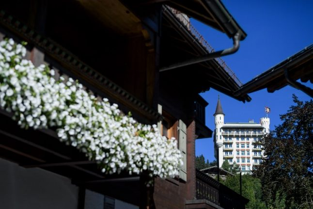 Number of foreign tourists visiting Switzerland rose in first half of 2018