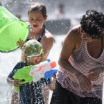 Endless summer: Switzerland records eight 'hot' weekends in a row