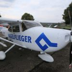 Swiss insurer hopes 'hail-fighting plane' can cut costly payouts