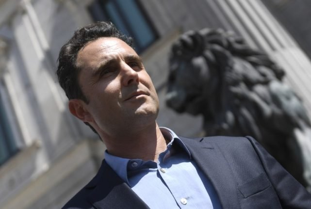 Spain court to rule on extradition of Swiss whistleblower 'within 15 days'