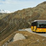 Millimetre perfect: Swiss bus driver shows what Alpine parking is all about