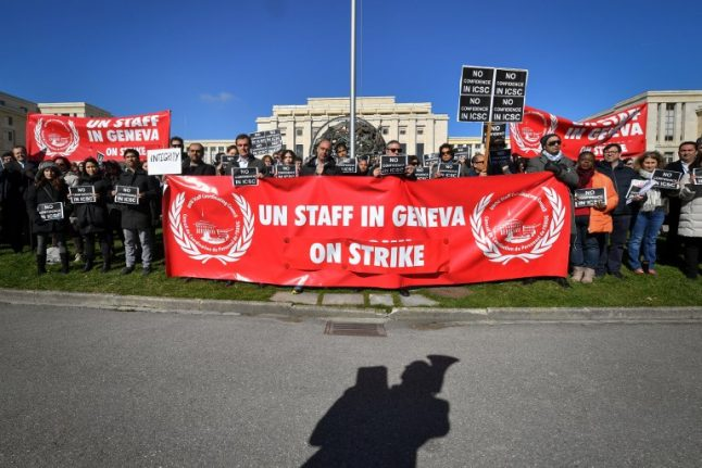 Why are strikes so rare in Switzerland?