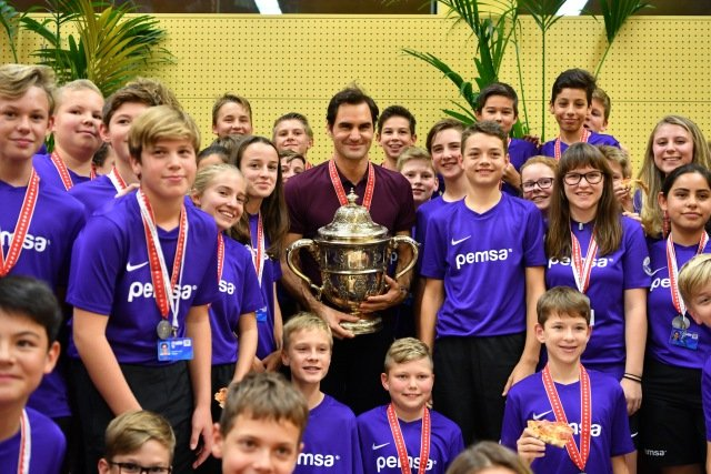 Roger Federer claims 99th ATP title with Basel triumph