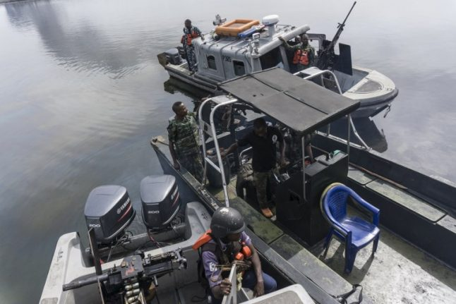 Crew of Swiss ship freed after kidnapping off Nigeria
