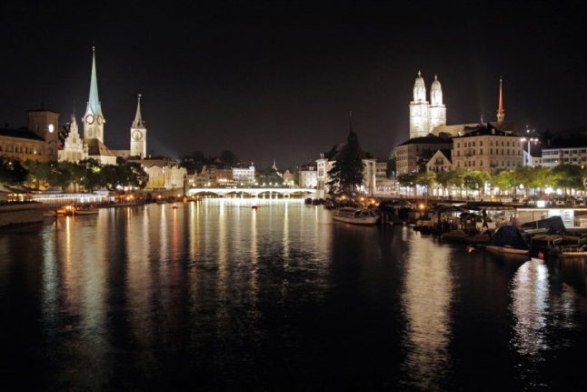 Zurich property prices have almost doubled since 2007