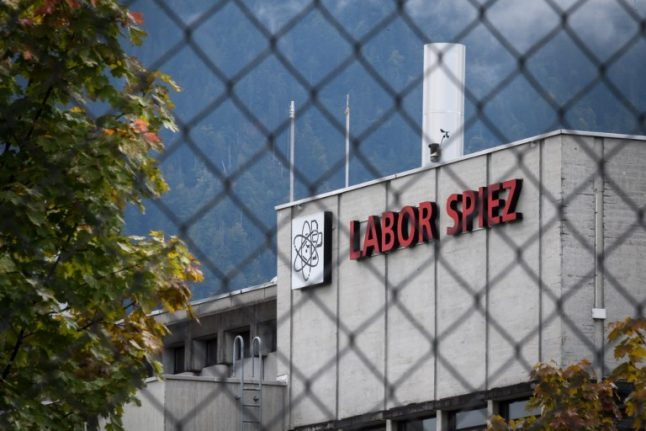 Swiss launch criminal proceedings against alleged Russian spies