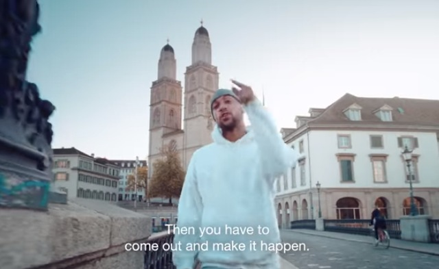 'Worst ad ever': Swiss uni ETH under fire over promotional rap video
