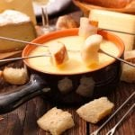 SWISS airline offers chance to join mile-high (fondue) club