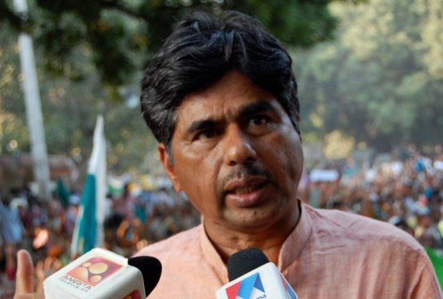 Indian activist to lead walk for peace from New Delhi to Geneva