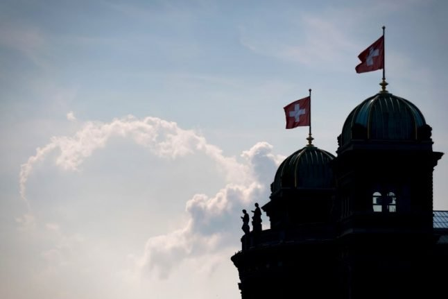 Switzerland signs off on post-Brexit trade agreement with UK