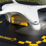 Police recover Swiss Post drone that crashed into Lake Zurich