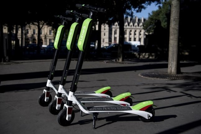 Lime e-scooters pulled from Zurich and Basel after accidents