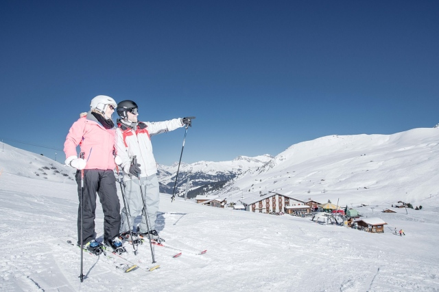 Ski resort competition winner: 'Being snowed in has its good sides'