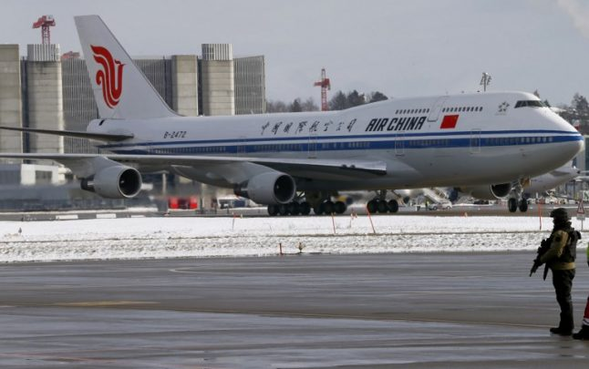 Never mind climate change, Davos prefers private jets